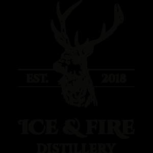 Ice & Fire Distillery - Logo
