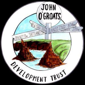 John O'Groats Development Trust - Logo
