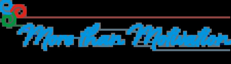 More than Motivation - Logo