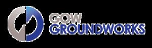 Alan Gow Groundworks - Logo