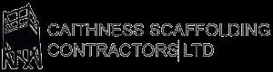 Caithness Scaffolding - Logo