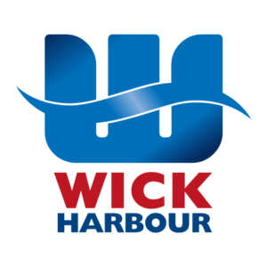 Wick Harbour - Logo