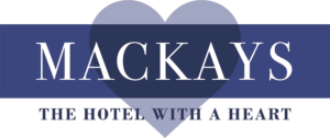 Mackays Hotel - Logo