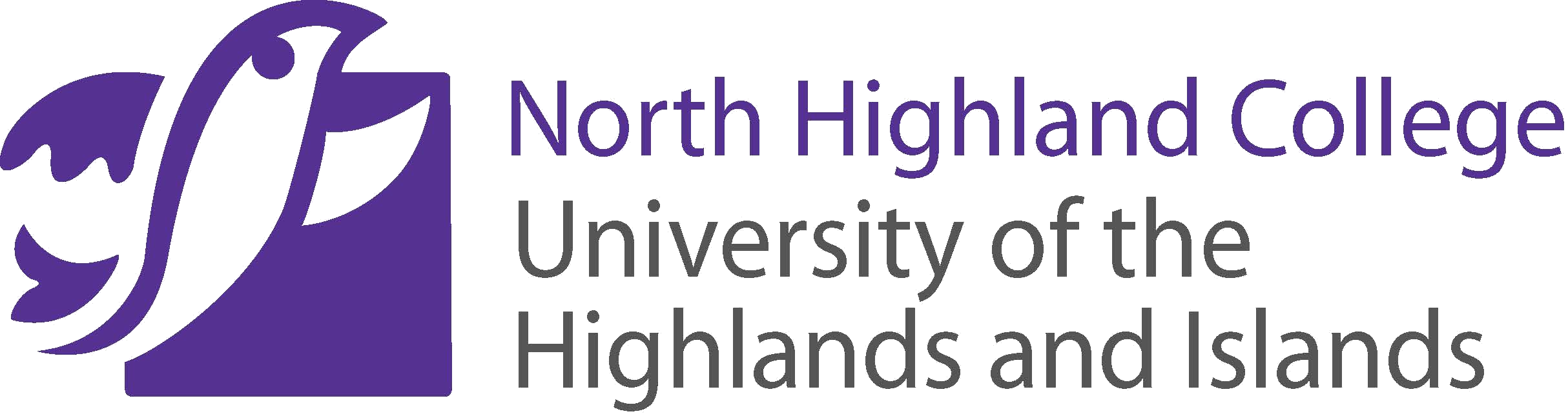 North Highland College UHI - Logo