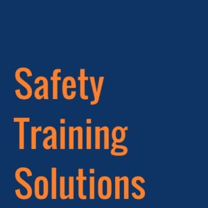 Safety Training Solutions - Logo