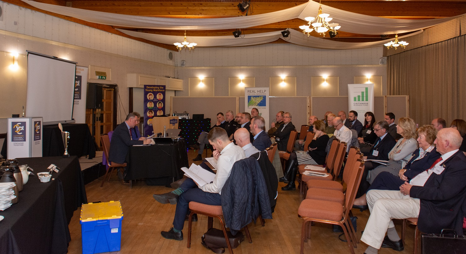 Events 2018 – Chamber AGM