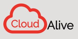 CloudAlive - Logo