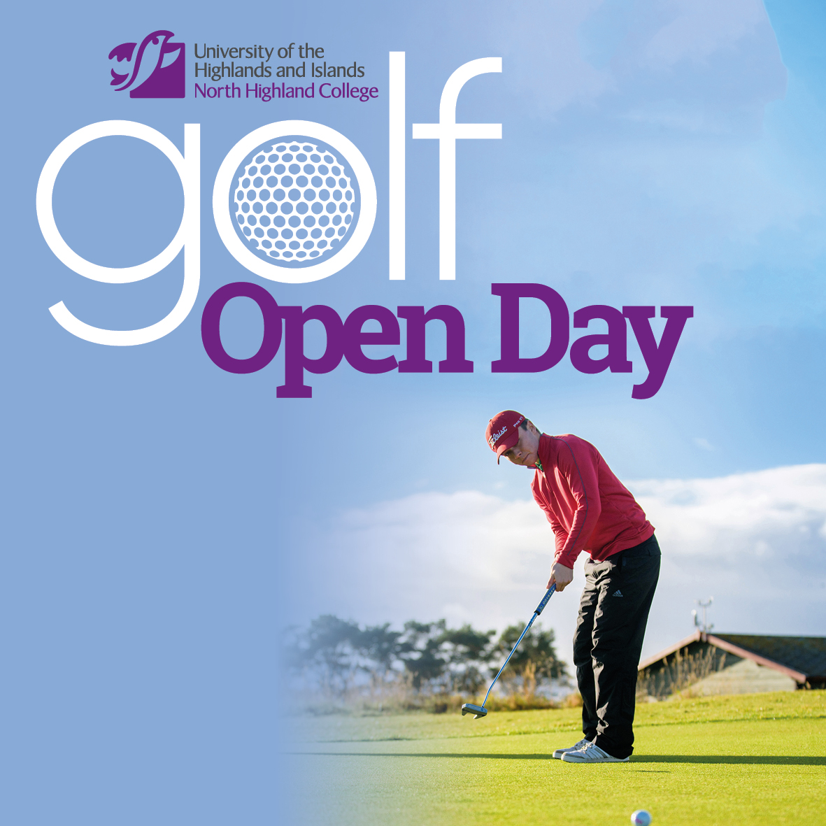 NHC - Golf Open Day
