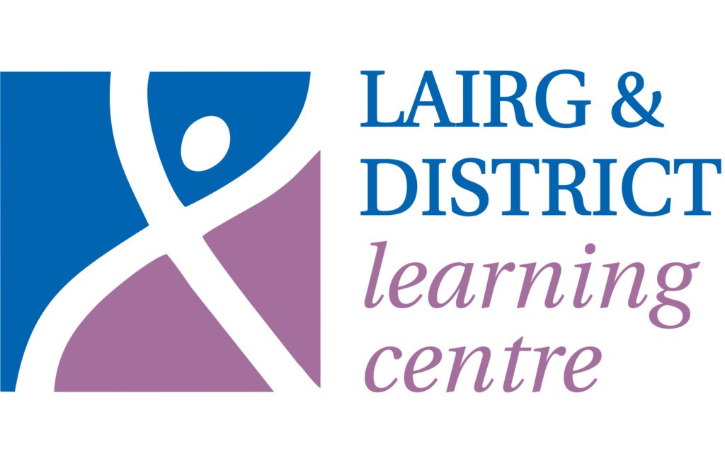 Lairg Learning Centre - Logo