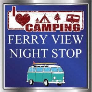 Ferry View Campsite Logo
